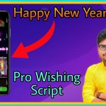 Happy New year Wishing Script 2021
